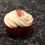 carrot cupcake by catering heaven