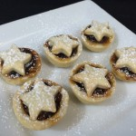 Mini mince pies by Catering Heaven