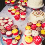 wedding cupcakes by catering heaven