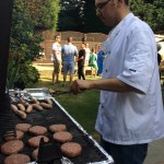 BBQ by catering heaven