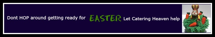 Easter by catering heaven