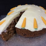carrot cake by catering heaven