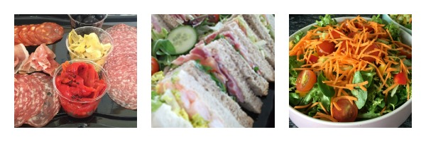 Buffets by Catering Heaven