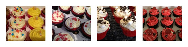 cupcakes by catering heaven