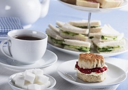 Valentines Day Afternoon Tea